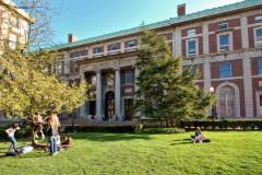 Washi Shoji Doors for Columbia University Kent Hall
