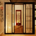 "AC-0040 Japanese Style Tea Room 24"" x 72"" each door"