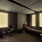 "IW0066 office space, NYC 24"" x 60"" each"