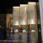 """FW0013 Jewelry store, NYC 24"""" x 60"""" each"""