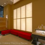 "IW051 Japanese confectionery store, NYC 22"" x 55"" each"