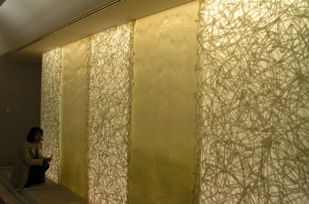 Wall Covering Precious Pieces Architectural Parchment
