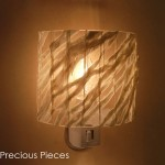 "LT0038 wall accent lamp, 3"" height"