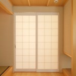 "SD0004 private residence, sliding doors 38"" x 72"" each"