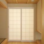 "WT0031 private residence, Japan 46"" x 84"" each"