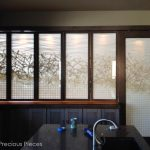SD0064 Glass Laminated Flipping Windows and Doors for Private