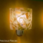 "LT0040 wall accent lamp, 3"" height"