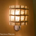 "LT0041 wall accent lamp, 3"" height"