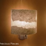 "LT0042 wall accent lamp, 3"" height"