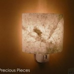 "LT0046 wall accent lamp, 3"" height"