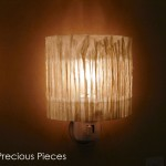 "LT0047 wall accent lamp, 3"" height"