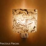 "LT0048 wall accent lamp, 3"" height"