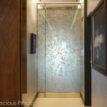 SD0073 washi laminated glass doors, at Trump World Tower at UN Plaza, NYC