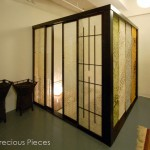 "SD0030 Japanese Style Tea Room 24"" x 72"" each door"