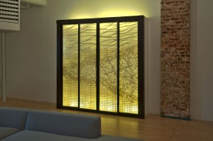 Washi Sliding Doors at Naula