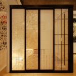 "WT0014 Japanese Style Tea Room 24"" x 72"" each door"