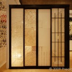 "SD0032 Japanese Style Tea Room 24"" x 72"" each door"