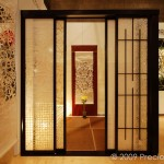 "SD0031 Japanese Style Tea Room 24"" x 72"" each door"