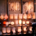 AC-0080 variety of Washi lamps