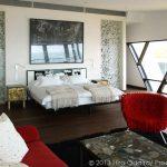 "RD0046 hotel room, Uruguay 48"" x 96"" each"