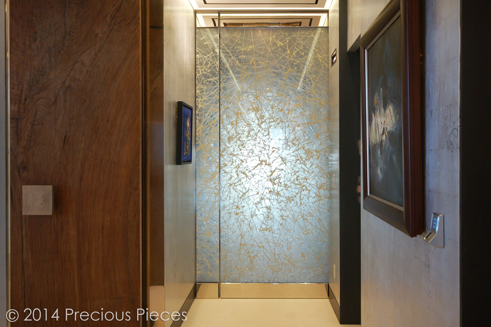 DSC_1185 & Phenomenal Glass Laminated Door at Trump World Tower at UN Plaza ...