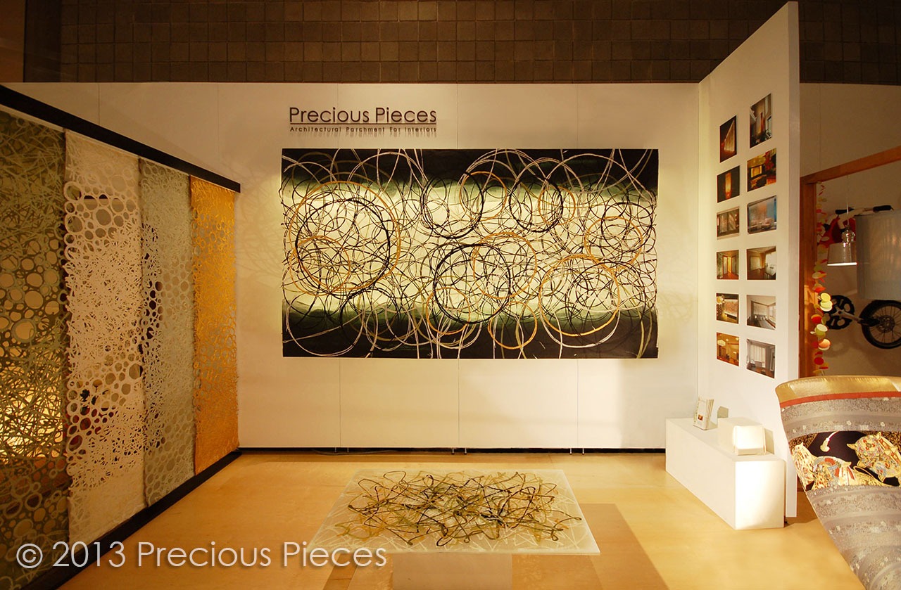 Custom Large Sheet Precious Pieces Architectural