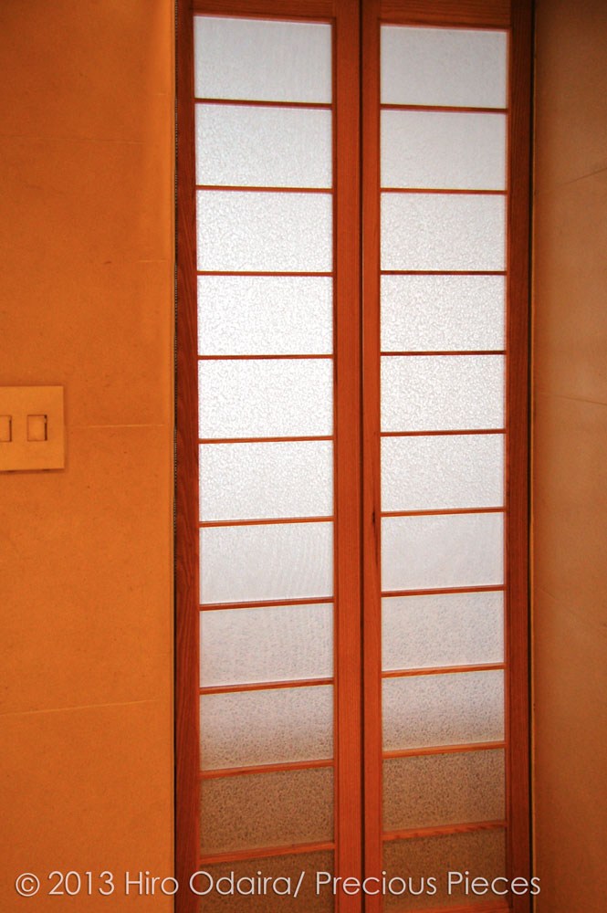 Washi Doors for Zen Feel Apartment, NYC