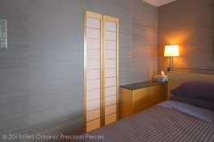 Washi Doors for Zen Feel Apartment, NYC