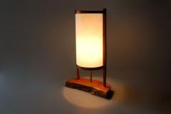 Historical Art Piece Lamp Restored