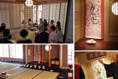Contemporary Chanoyu Exhibition in New York