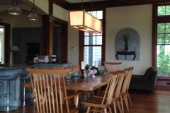 Washi Chandelier for Dining Room
