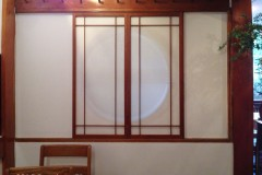 Traditional Shoji Screen Restoration