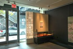 Washi Lightbox Illumination for Chelsea Gallery