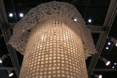 Art Installation Contemporary Design & Traditional Japanese Elements