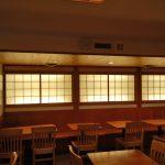 IW0062, back lit shoji doors for Sobaya Japanese restaurant, NYC