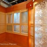 "IW031 TV Japan Studio, NYC 24"" x 84"" (back lit panel on right)"