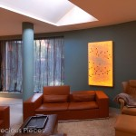 """private residence, PA 33"""" x 57"""" x 5"""