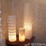 "LT0023 floor lamps, ø10-ø14, 14""-36"" height"