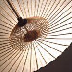 """AC-0044 Durable Water Repellent (DWR) coated Washi umbrella, ø44"""""""