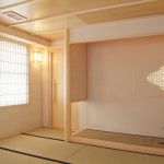 """WT0029 private residence, Japan 54"""" x 64"""" each"""