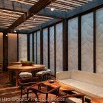 "SD0066 Grand Hyatt Hotel Tokyo 30"" x 84"" each"