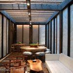 "SD0070 Grand Hyatt Hotel Tokyo 30"" x 84"" each"