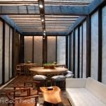 "SD0002 Grand Hyatt Hotel Tokyo 24"" x 96"" each"