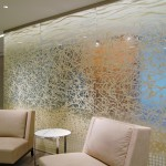 WT0009 law firm office, NYC 4' x 8' each panel