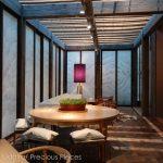 "WT0099 Grand Hyatt Hotel Tokyo 24"" x 96"" each"