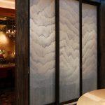 "WT0100 Grand Hyatt Hotel Tokyo 24"" x 96"" each"
