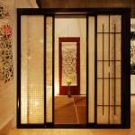 "WT0015 Japanese Style Tea Room 24"" x 72"" each door"