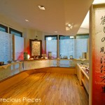 SG-0013 Washi signs and decorations for exhibition, retail store NYC