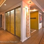 """SD0039 private residence, NYC 30"""" x 87"""" each door"""