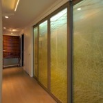 """WT0069 private residence, NYC 30"""" x 87"""" each door"""
